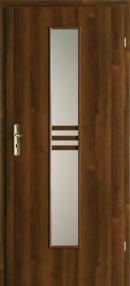 Usa  de interior Porta Stil model 1(folie Portadecor) usa+toc fix 100 mm+pervaz+maner