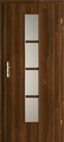 Usa de interior Porta Stil model 2(folie decor) usa+toc fix 100 mm+pervaz+maner