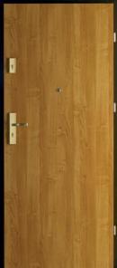 Usa pentru intrare in apartament Agat laminata PVC(plana)