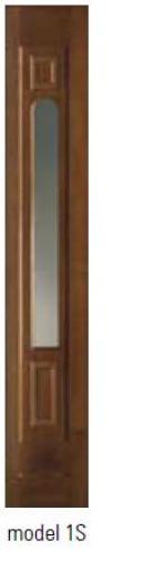Panou lateral(pin) model 1 S pentru usa exterior Gdynia