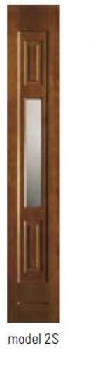 Panou lateral(stejar) model 2  S pentru usa exterior Gdynia