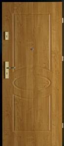 Usa pentru intrare apartament Granit tip I laminat PVC model 8