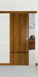 Usa culisanta langa perete Semplice, model Cieca, culoare noce nazionale
