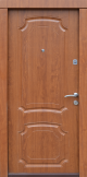Usa metalica apartament 108 Stejar Auriu 126 T.A. T.D.S.