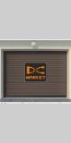 Usa de garaj sectionala cu actionare electrica: L 2500 x 2250 H