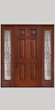 Usa intrare lemn masiv 180x210 cm  sau dimensiuni solicitate