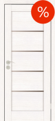 Usa de interior Culoare Bianco - Orizontal 1