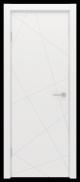 Usa de interior Vopsita Culoare Alb - Mono 118