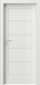 Usa interior Porta VERTE HOME G0 - Livrare Rapida Din Stoc