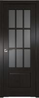 Usa de interior din lemn - Model 104X Pecan-Dark