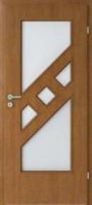 Usa de interior Porta Fit model D.3(usa+toc fix MDF 100 mm+pervaz+sild)