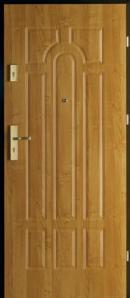 Usa pentru intrare apartament Granit tip I laminat PVC model 7